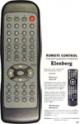 ПДУ для ELENBERG R-1238G D (IRC) DVD
