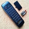 ПДУ для TECHNICS EUR643900
