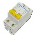 Автоматический выкл. ИЭК (4.5кА) 2Р 16А В (ВА47-29)