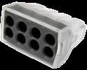 Экспресс-клемма 8*2.5 мм2 электромонтажная  REXANT(проводник Cu)