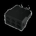 Экспресс-клемма с пастой 6*2.5 мм2 электромонтажная  REXANT