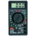 Мультиметр DT-830C  Сигнал