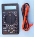 Мультиметр M-832   цифровой звук,генератор частоты