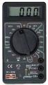 Мультиметр M-833 цифровой (генерат частоты 1000Гц)+звук