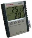Термометр  цифровой HC-520 Измерение наружной и внутренней тем.
