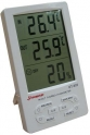 Термометр  цифровой KT-905 Измерение наружной и внутренней тем.