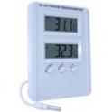 Термометр  цифровой TM1005   Измерение наружной и внутренней тем
