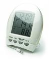 Термометр  цифровой TM1035T  Измерение наружной и внутренней тем