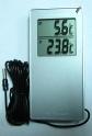 Термометр  цифровой TM1055 - белый   Измерение наружной и внутре