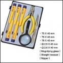 Набор инструментов WASP №360 (W016)