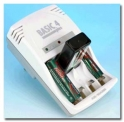 Зарядное устройство BASIC 4 plus  ANSMANN для 1-4шт NiCd,NiMh R0